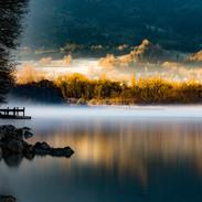 lac à Doussard
