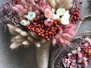 Dried Florals - So IN right now!
