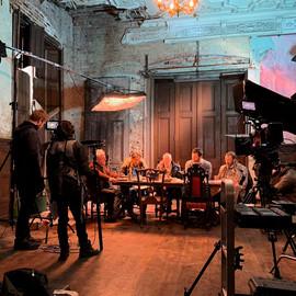 Dining Scene