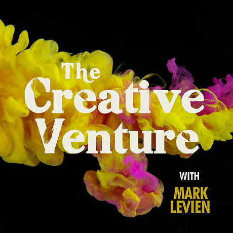 The Creative Venture with Mark Levien logo