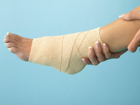 Training advice for injured dancers.
