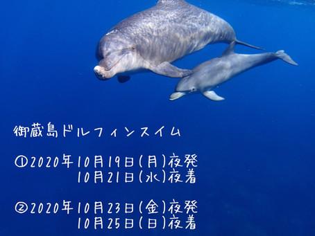 【募集中!】御蔵島ドルフィンスイム 〜LOVE EARTH TOUR〜