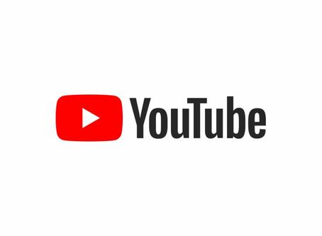 YOUTUBE チャンネルができました!