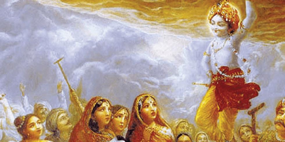 Govardhan Puja | ゴヴァルダン・プージャ