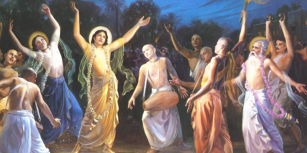 Gaura Purnima | ゴウラ・プルニマ