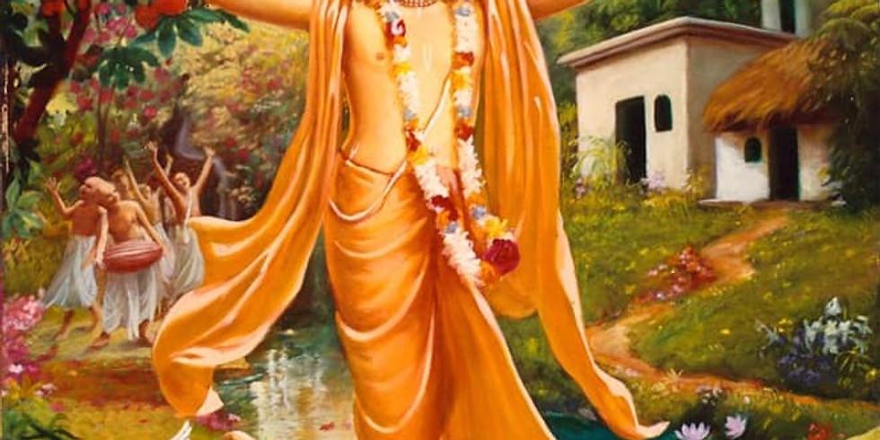 Gaura Purnima | チャイタニヤの降誕祭