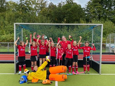 Mädchen C   Erfolgreich in Bielefeld