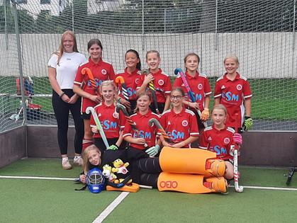 Mädchen B   Gemischte Leistung in Rheine