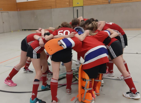 Mädchen A | Erfolgreicher 2. Spieltag