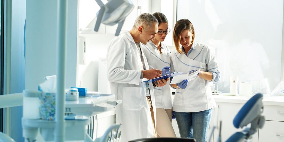 SOLD OUT / La collaboration entre le candidat dentiste généraliste et son maître de stage