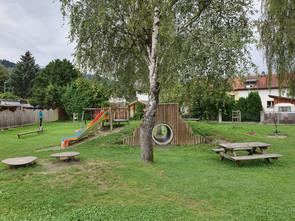 Spielplatz Völs Friedensstraße