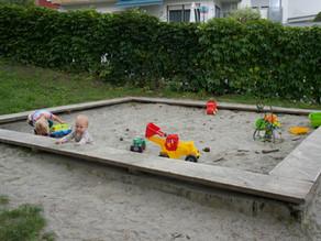 Spielplatz Arzl