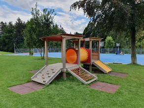 Spielplatz Kranebitten