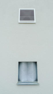 Außenluft-Filterbox AW-M ohne Wetterschutzgitter