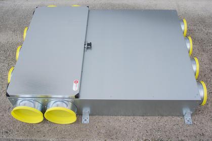 Combi-Box L mit Blechtüre