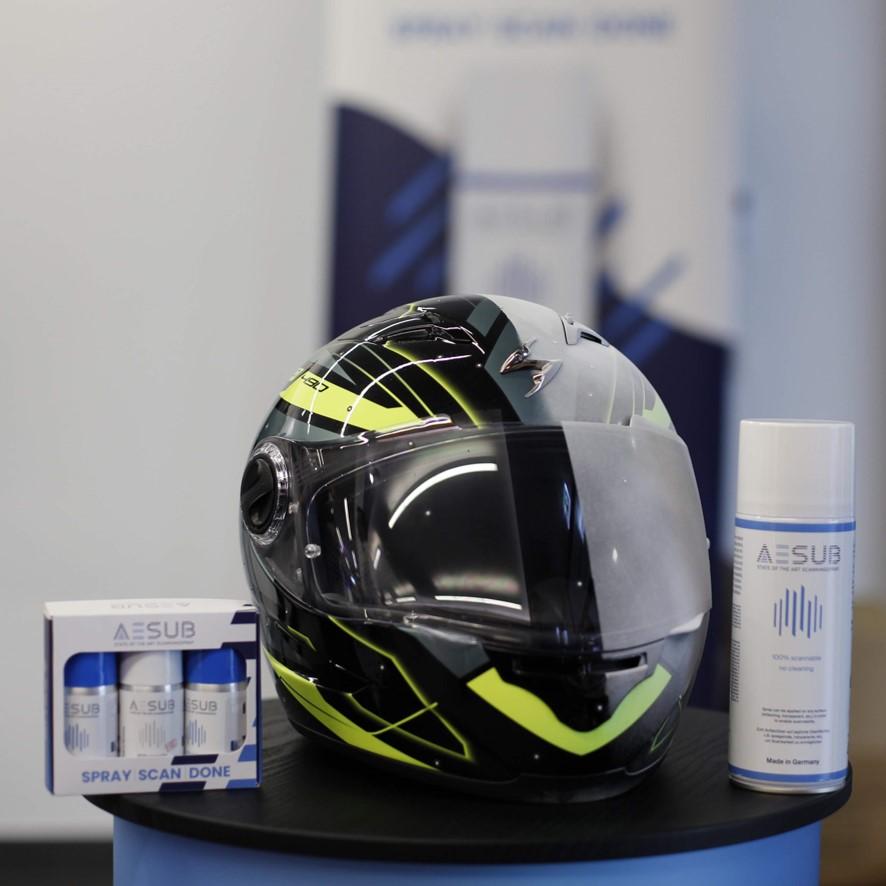 AESUB helmet