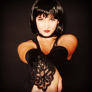 Picture of Apprentice Instructor Gillain Dryburgh as Velma Kelly