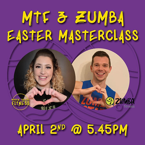 ZUMBA & MTF EASTER SPECIAL