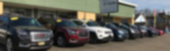 Alan Schaefer, used cars, trucks, Front of dealership