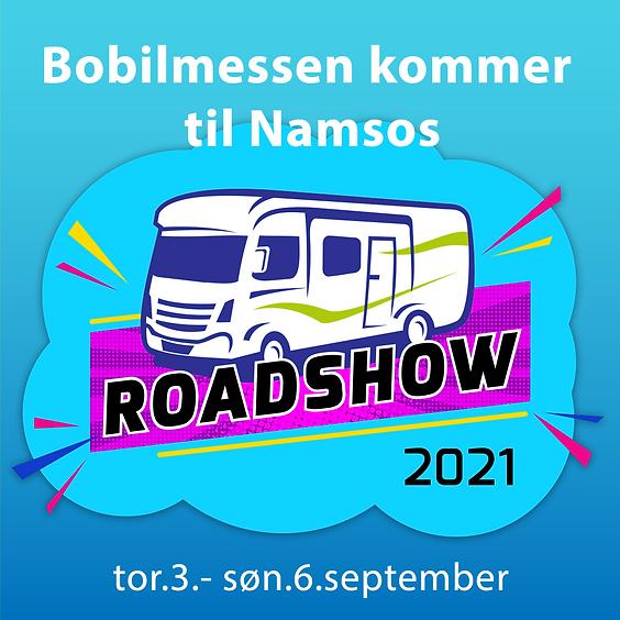 Namsos - tors 3.9. - søn 6.9