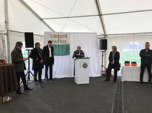 Inauguration de la nouvelle centrale de chauffe des établissements de la plaine de l'Orbe (EPO)