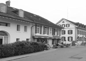 Construction de la nouvelle Auberge communale d'Ecublens