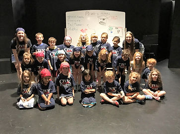 little ones in cyt shirts.JPG