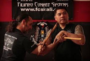 FCS Kali stick fighting (kali, arnis, escrima)