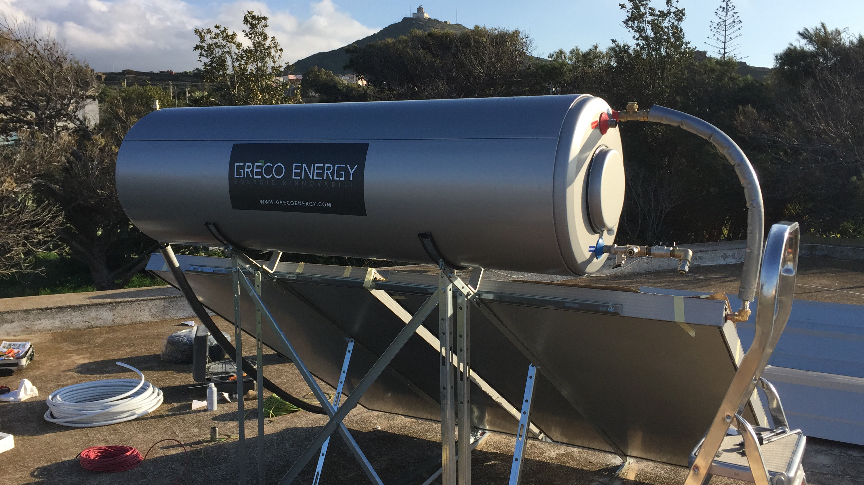 solare termico greco energy bagheria