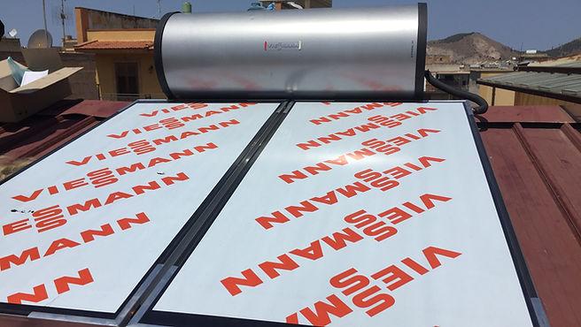 Greco Energy - solare termico  bagheria