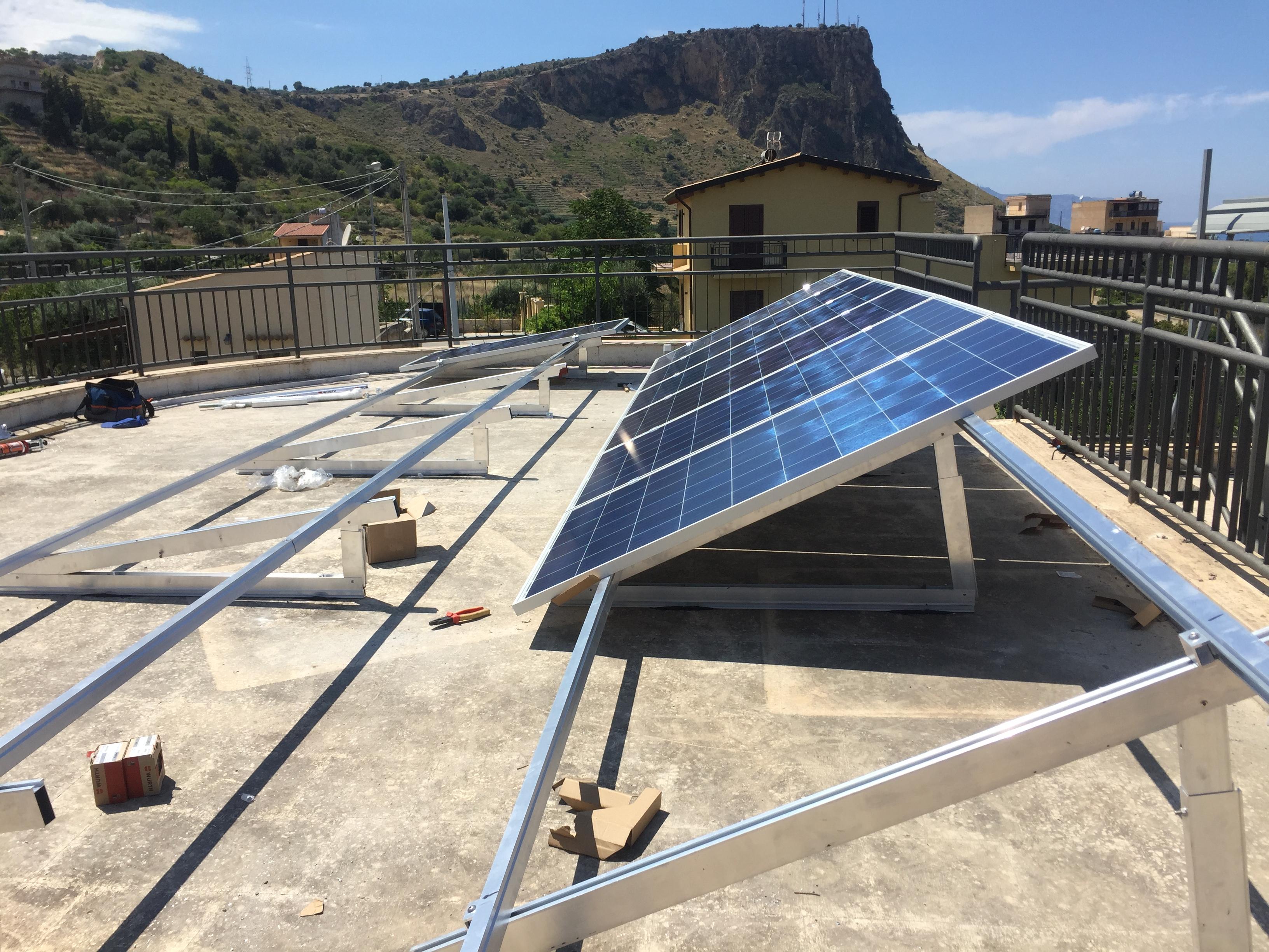 Greco Energy - fotovoltaico bagheria 10.