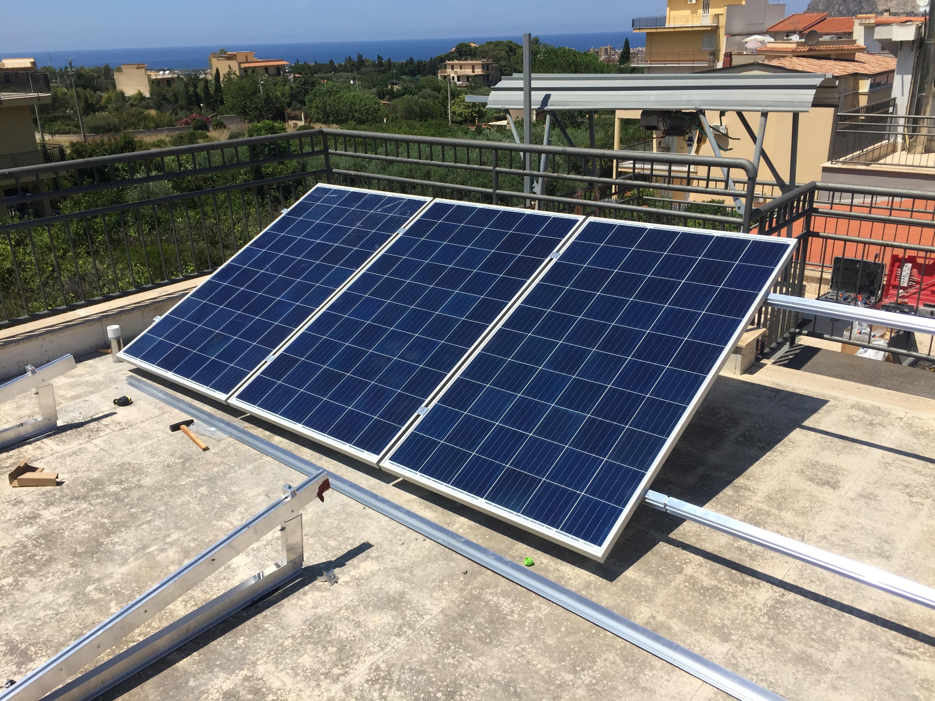 Greco Energy - fotovoltaico bagheria 8