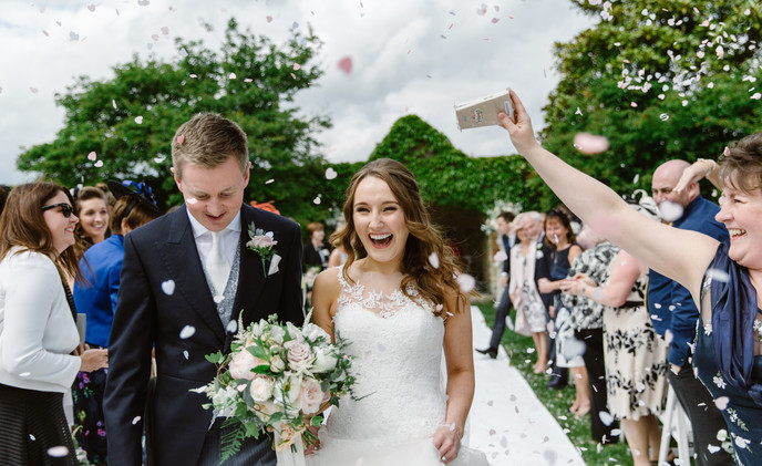 Laura & Mike Notley Abbey
