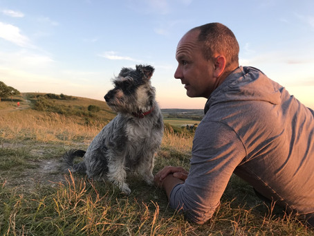 WELLBEING WALKS FOR BOTH YOU AND YOUR DOG