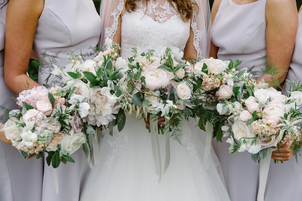 Notley Abbey Wedding Flowers