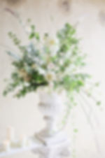Wild Orchid at Eggington House, Wedding Flowers UK, Luxury Wedding Florist Wild Orchid