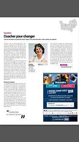 Coacher pour changer : interview de Claudine Deslandres, présidente de l'Antenne Normandie de la Fédération Internationale de Coaching