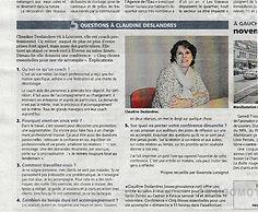 Claudine Deslandres interview le Coaching en 5 questions