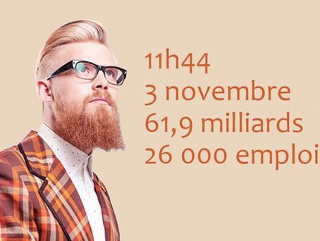 11h44 le 3 novembre