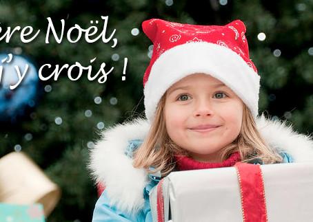 Croire au Père Noël ?