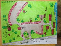 Wapiti Site Map