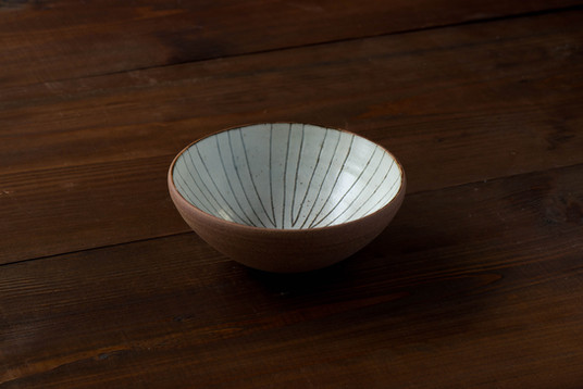 線彫 サラダ椀