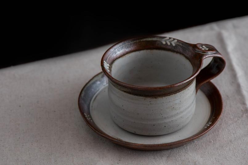 いっちんカップ&ソーサ