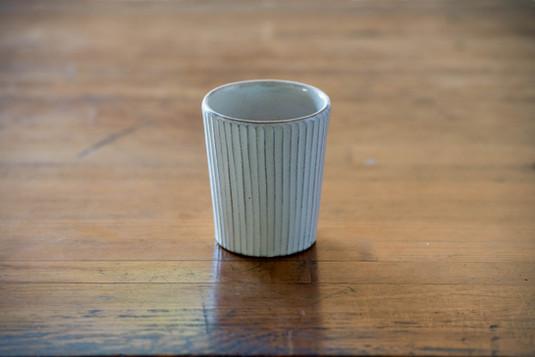 粉引 鎬 フリーカップ