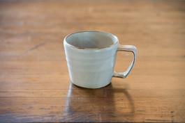 粉引 コーヒーカップ 大