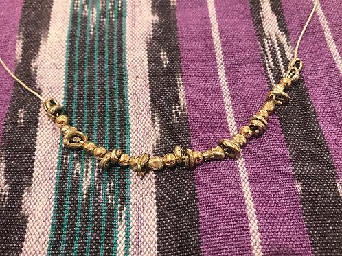 Sterling/Gold Filled Necklace