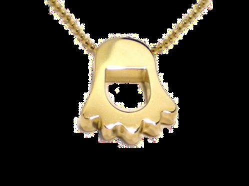 Hamsa Pendant with opening