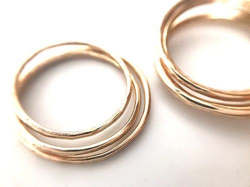 Daintiest Gold Ring