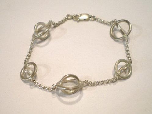 Sphere Link Chain Bracelet