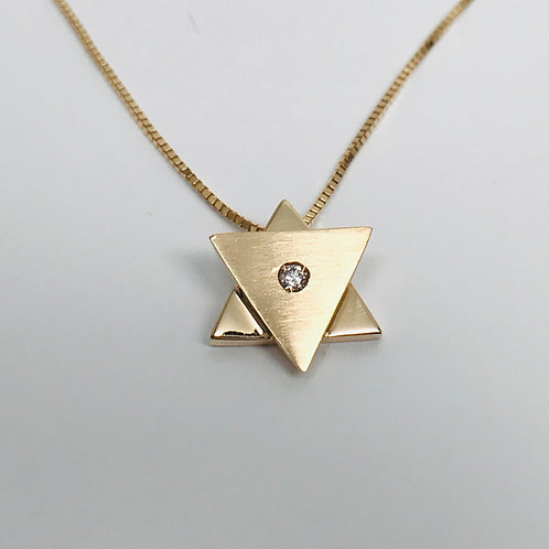 Two Level Star of David